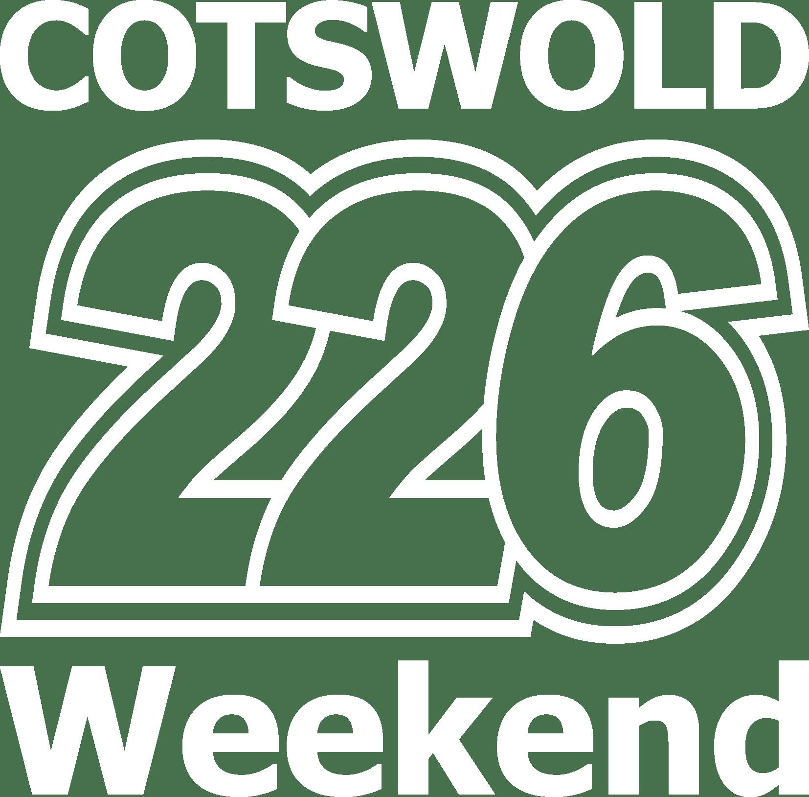 Cotswold 226 Weekend Logo