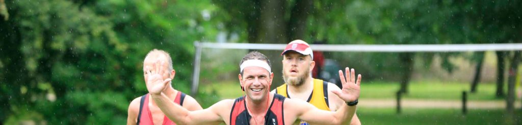 113 Events, triathlon run course