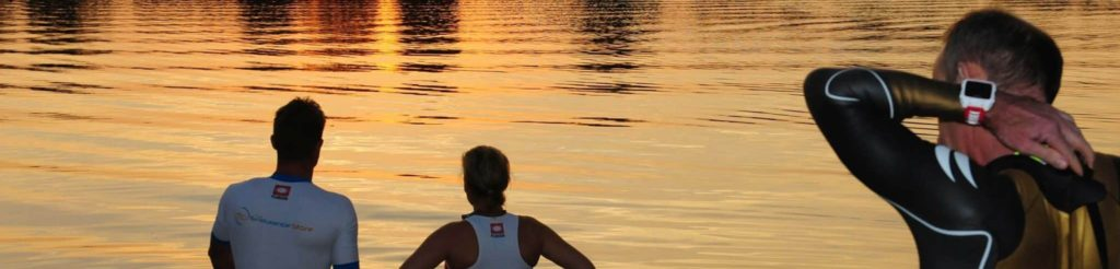 113 Events, 113 Events lake swim start